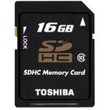 TOSHIBA SDHC 16GB [4904550894088] - Class 10 - Secure Digital / SD Card